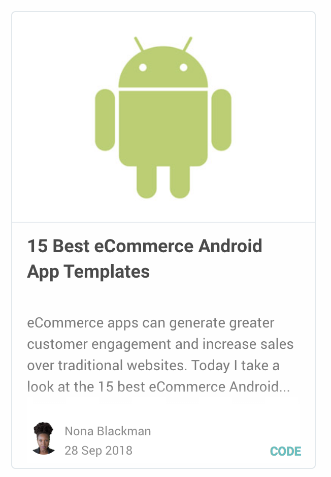 MStore Pro - Complete React Native template for e-commerce - 14