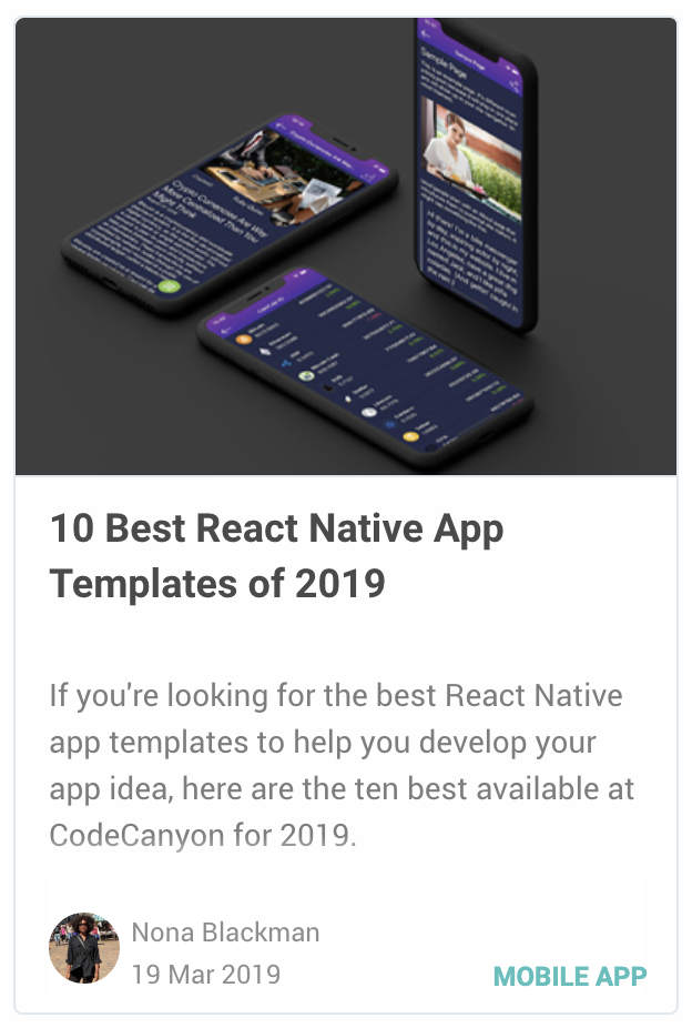 BeoNews Pro - React Native mobile app for WordPress - 8